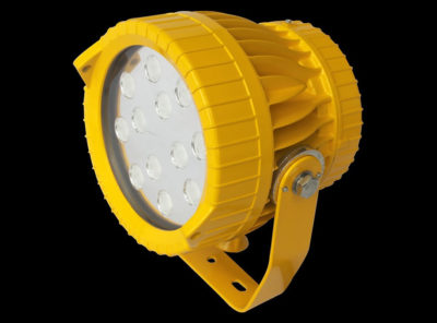 60W Explosion Proof LED Light Head