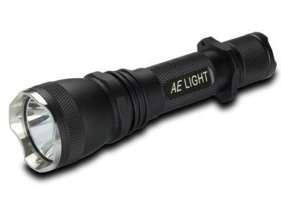 600 Lumen Single Switch Tactical Flashlight