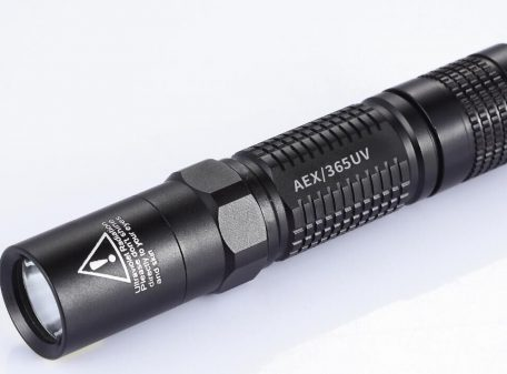 UV Forensic LED Flashlights