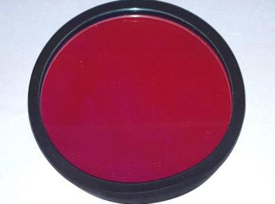 Red Filter 650nm
