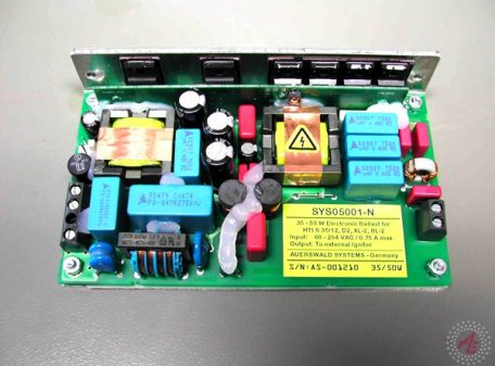Ballast: Metal Halide 28/50W 120V AC