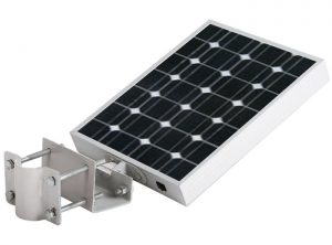 Solar Courtyard Light 12W LED