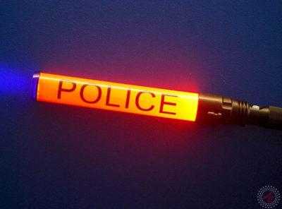 Police Traffic Wand