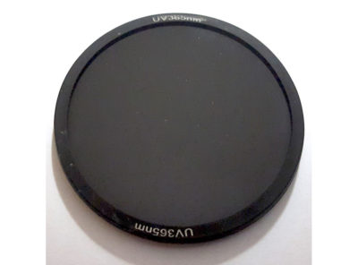 Xenide 356nm UV Filter