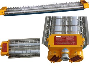 40W (2-20W Tubes) Explosion Proof LED Industrial Light