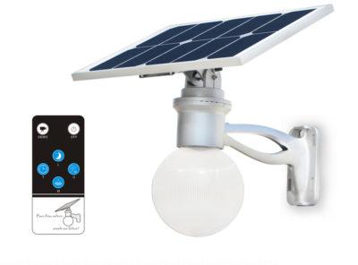 Remote Control Solar 4W LED