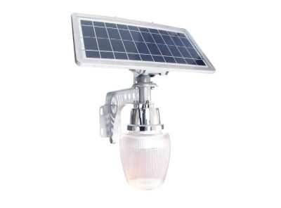 4W LED Solar Courtyard Light