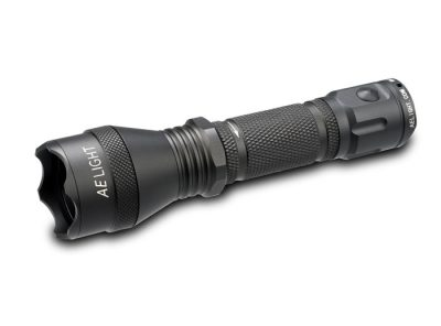 230 Lumen Dual Switch Tactical Flashlight