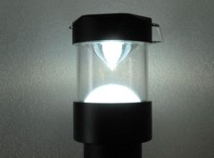 LED Flashlight Lantern Head
