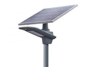 50W Solar Street Light